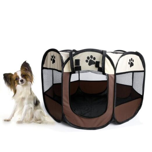 Dog Playpen: Pet Playpen Products, Dog Goods Pet playpen 8 panel foldable oxford cloth 06-0237 Pet playpen 8 panel foldable oxford cloth 06-0237