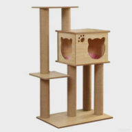 Pet Cat Shelf Special Design Wood Cat Shelf Wood Cat House Cheap