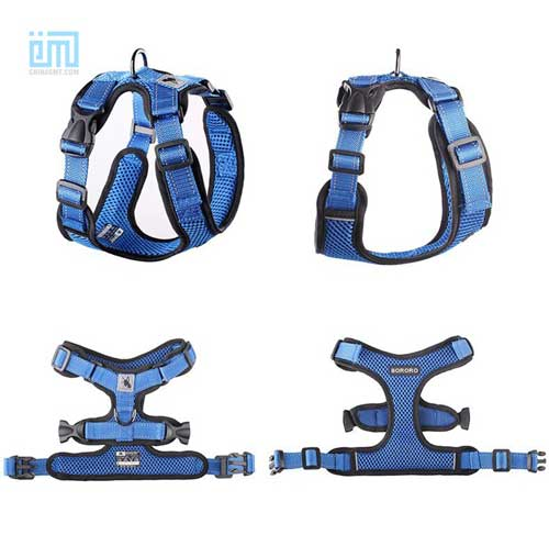 wholesale custom adjustable dog chest harness 109-0002-6