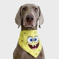 Dog bandana: Pet bandana & pet accessories New Product Yellow Cartoon Cute Duck triangle scarf Pet Saliva Towel New Product Yellow Cartoon Cute Duck triangle scarf Pet Saliva Towel