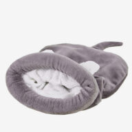 Factory Direct Sales Pet Kennel Cat Sleeping Bag Four Seasons Teddy Kennel Mat Cotton Kennel For Pet Sleeping Bag Dog Bag & Mat: Pet Products, Dog Goods