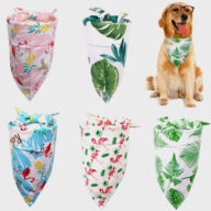 Dog bandana: Pet bandana & pet accessories Large Dog Bandana Scarf Collar and Pet Dog Scarf Custom Bandana Large Dog Bandana Scarf Collar and Pet Dog Scarf Custom Bandana
